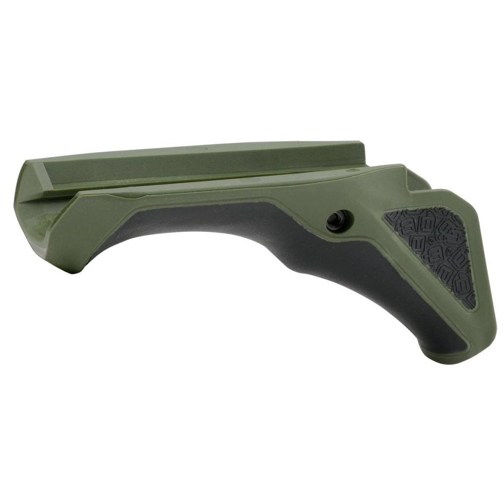 FRONT ANGLED GRIP Olive Dusted