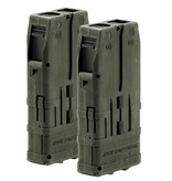 DAM TACTICAL MAGAZINE - 10 ROUND 2 PACK Olive Dusted
