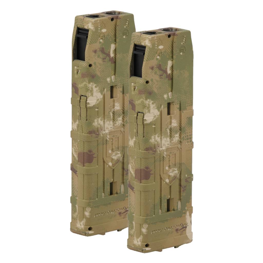 DAM TACTICAL MAGAZINE - 20 ROUND 2 PACK Dyecam