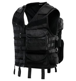 TACTICAL VEST GTG <br /> Black