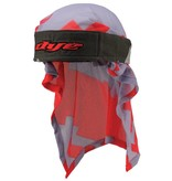 HEADWRAP AIRSTRIKE GREY/RED