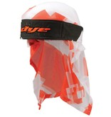 HEADWRAP AIRSTRIKE ORANGE/WHITE