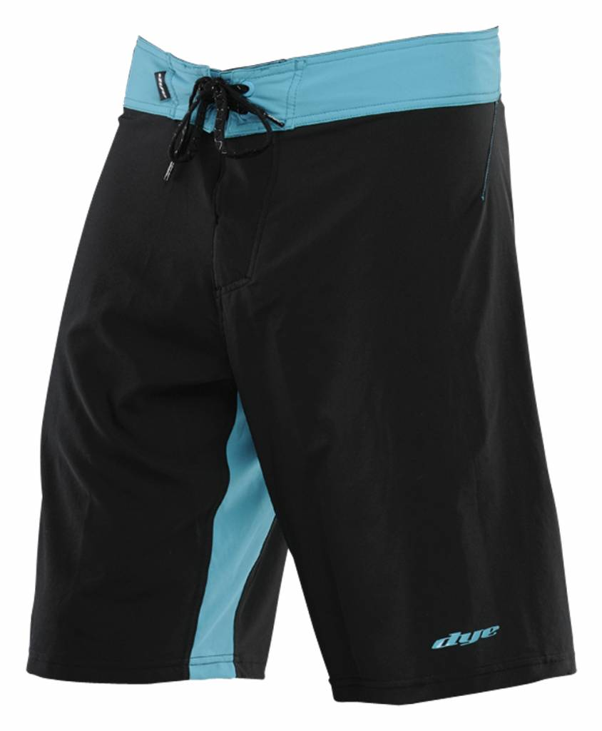 BOARDSHORT Black / Teal