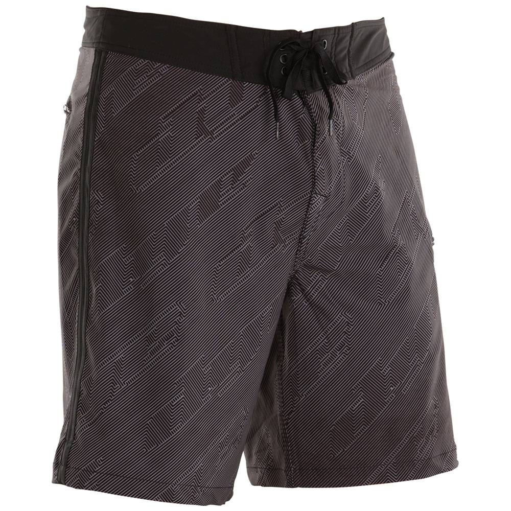 BOARDSHORT HYPNOTIC Black / Grey