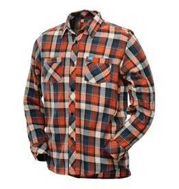 FLANNEL LUMBERJACK<br /> Orange