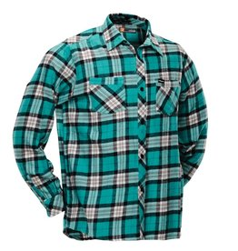 FLANNEL LUMBERJACK<br /> Green