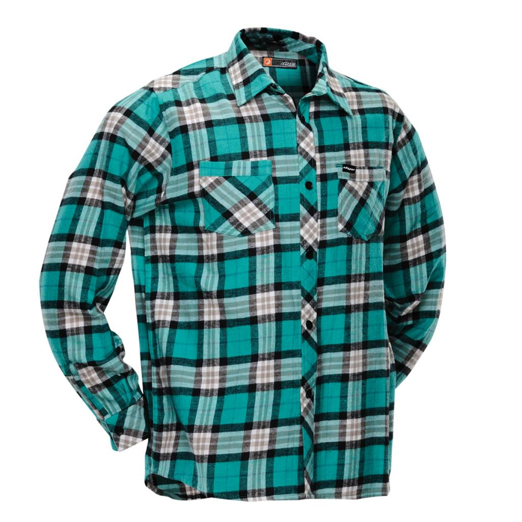 FLANNEL LUMBERJACK Green
