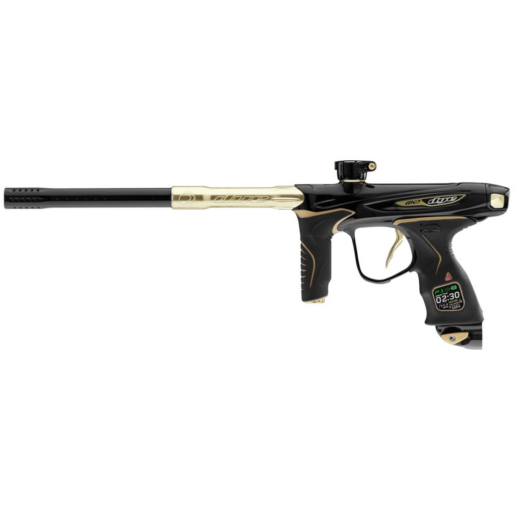PAINTBALL MARKIERER – DYE M2 BLACK GOLD