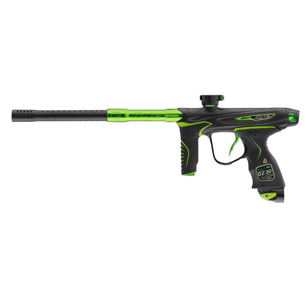 PAINTBALL MARKER – DYE M2 CARBON