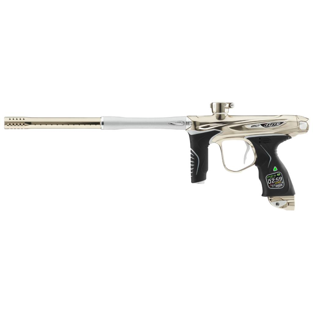 PAINTBALL MARKER – DYE M2 ROYAL CHAMPAGNE
