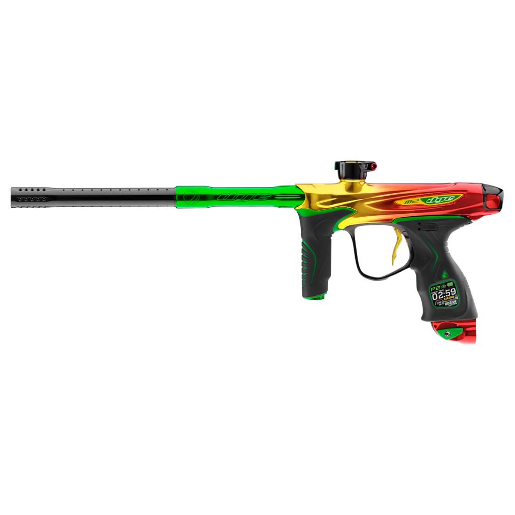 PAINTBALL MARKER – DYE M2 RASTA