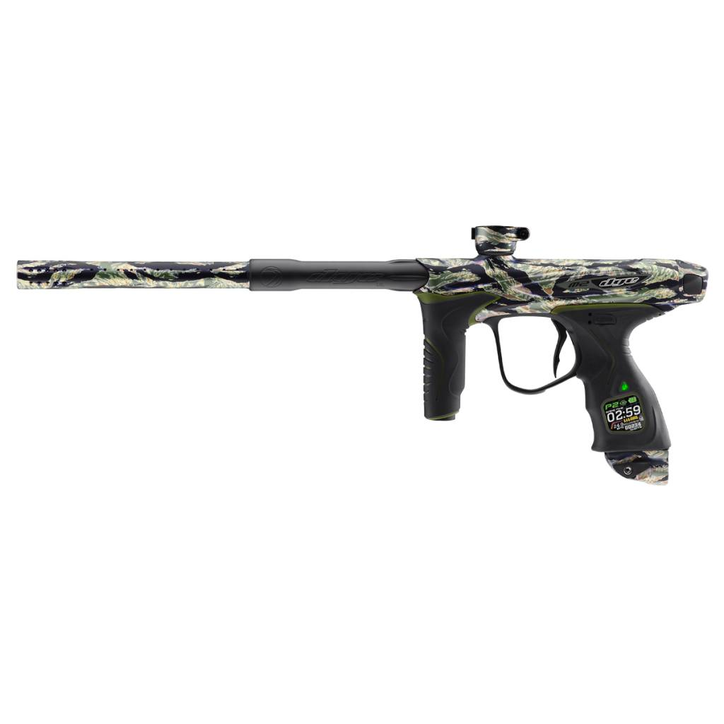 PAINTBALL MARKER – DYE M2 TIGER