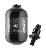 CORE AIR TANK 1,1L INCL. 300 BAR PROTO THROTTLE REG