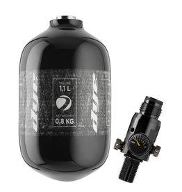 CORE AIR TANK 1,1L<br /> INCL. 300 BAR PROTO THROTTLE REG