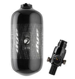 CORE AIR TANK 1,5L<br /> INCL. 300 BAR PROTO THROTTLE REG
