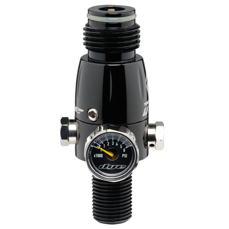 DTS THROTTLE REGULATOR 4500 PSI