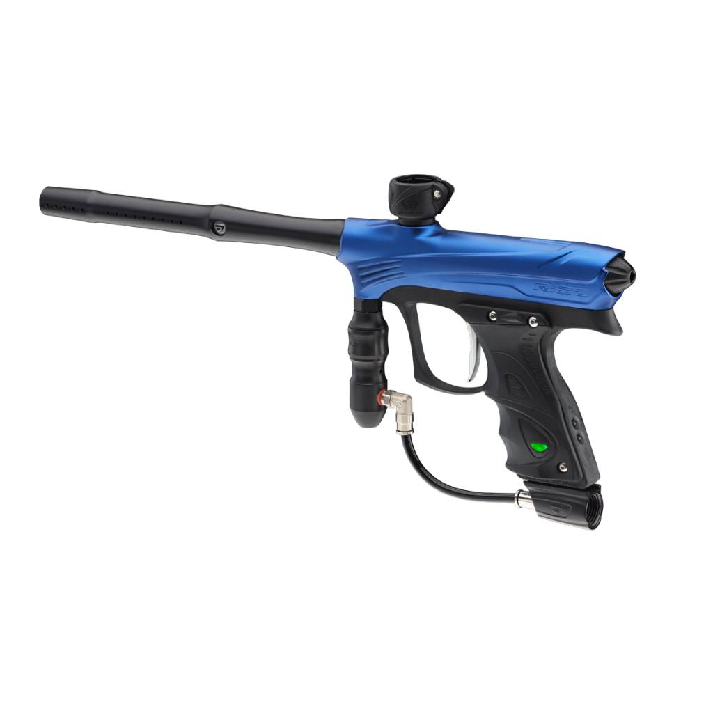 MARKER FOR PAINTBALL - RIZE Blue Dust