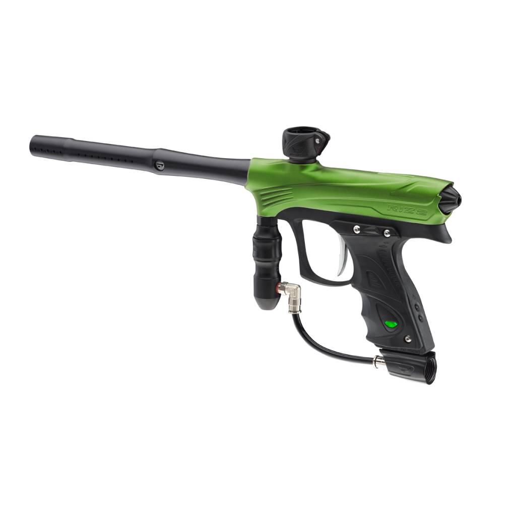 MARKIERER FÜR PAINTBALL – RIZE Lime Dust