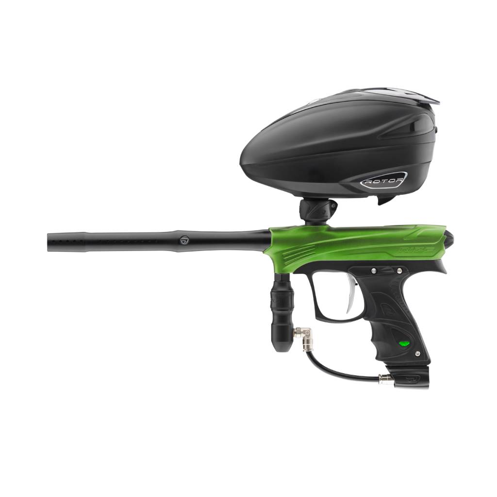 MARKER FOR PAINTBALL – RIZE Lime Dust
