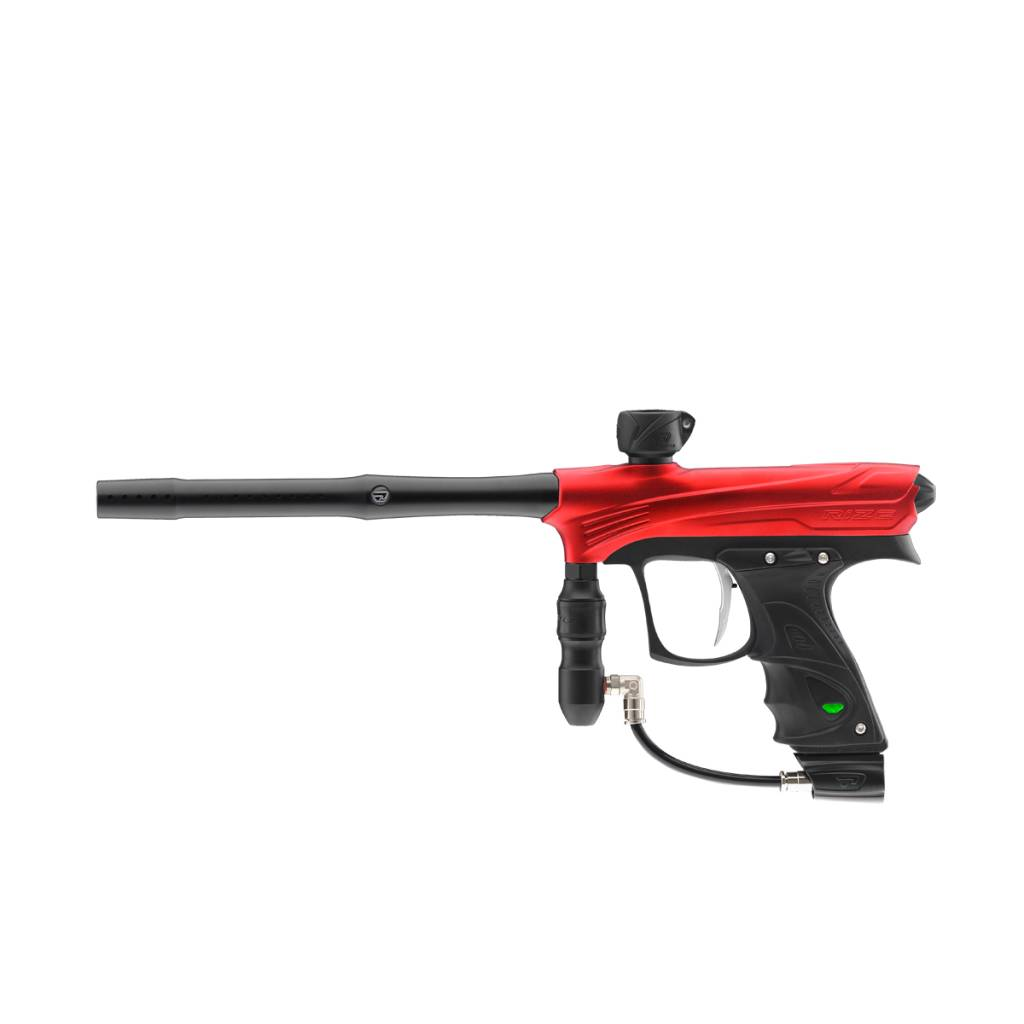 MARKER FOR PAINTBALL – RIZE RED DUST