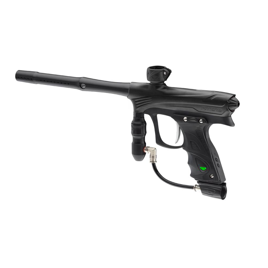 MARKER FOR PAINTBALL – RIZE Black Dust