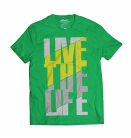 LIVE THE LIFE Green Lime