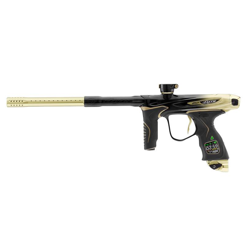 PAINTBALL MARKER – DYE M2 MOSAIR ONYX GOLD FADE