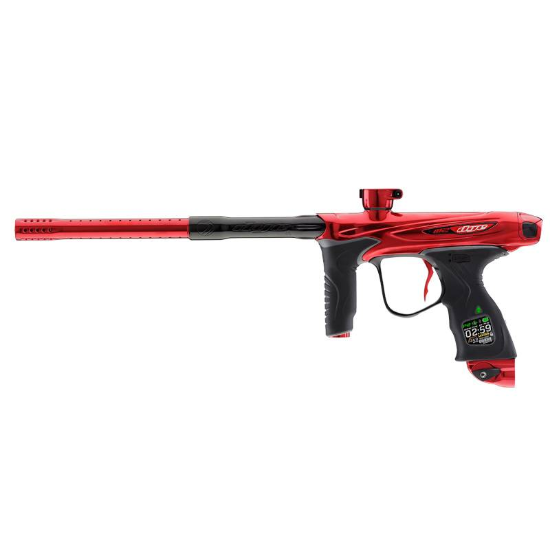 PAINTBALL MARQUEUR – DYE M2 MOSAIR RED RUM