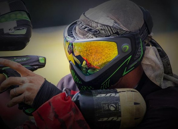 DYE PAINTBALL MASQUES - i5