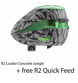LOADER ROTOR R2 Concrete Jungle + FREE R2 QUICK FEED