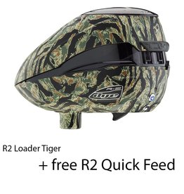 LOADER ROTOR R2 Tiger + FREE R2 QUICK FEED