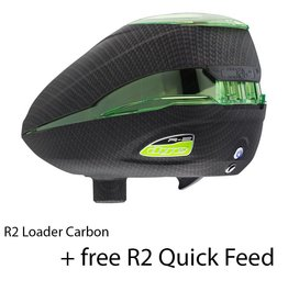 LOADER ROTOR R2 Carbon + FREE R2 QUICK FEED