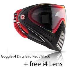 GOGGLE i4 Dirty Bird + FREE i4 LENS