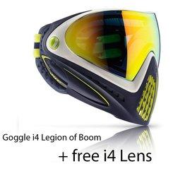 GOGGLE i4 Legion of Boom + FREE i4 LENS