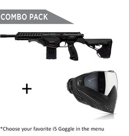 DAM BLACK + FREE GOGGLE i5