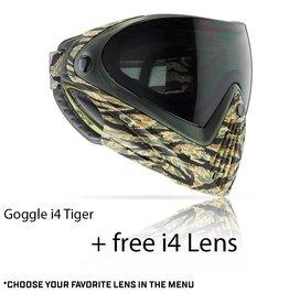GOGGLE i4 Tiger + FREE i4 LENS
