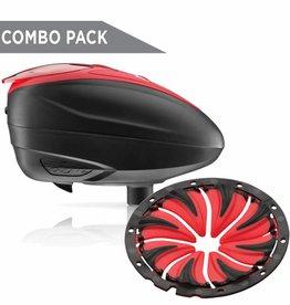 Rotor Loader LT-R Noir/Rouge + Quick Feed R1