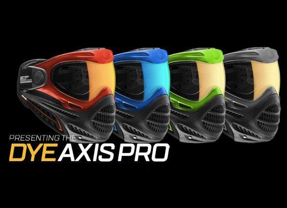 MASKEN - Axis Pro