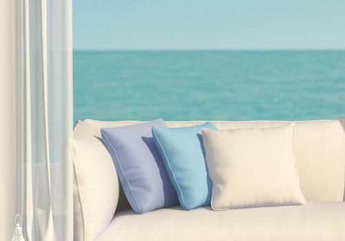 chillisy® Outdoor Cushion St. Barth