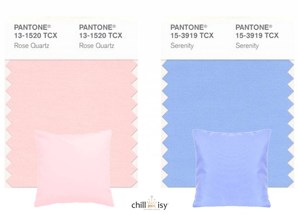 chillisy® Outdoor cushions Pantone 2016