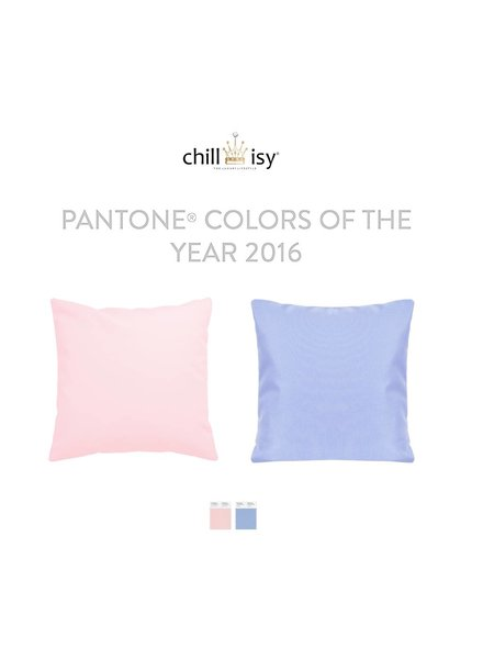 chillisy® Outdoor cushions Pantone 2016