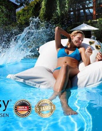 chillisy® * Premium Poolkissen * Maxi