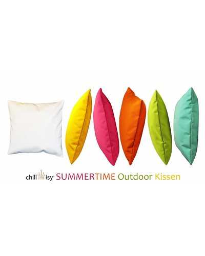 chillisy® SUMMERTIME outdoor cushions
