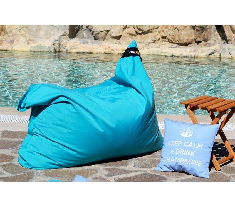 chillisy® SUMMERTIME Outdoor Loungekissen MINI