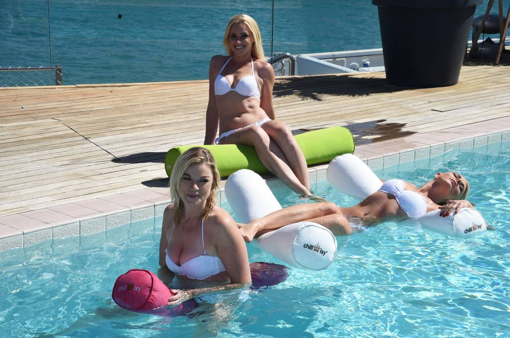 chillisy® Pool Super Maccheroni