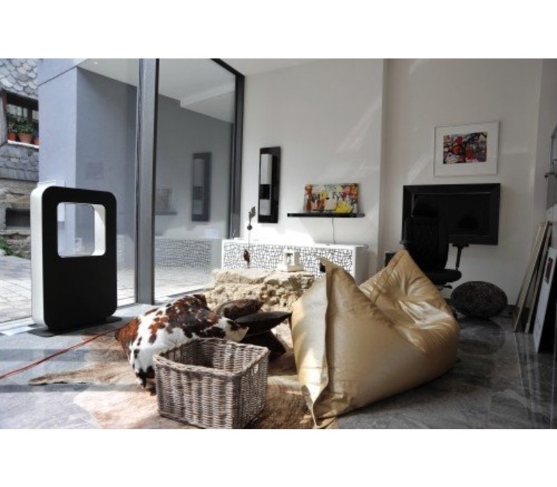 Indoor Loungekissen GLAM, silber