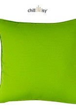 chillisy® SUMMERTIME Outdoor Cushion Classic - with piping