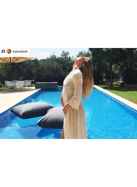 chillisy® * Premium Pool Cushion * Mini * 120 x 120 cm