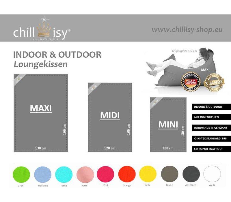 Wechselbezug für Outdoor Loungekissen SUMMERTIME