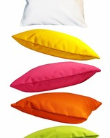 Chillisy® SUMMERTIME Outdoor Cushion Mini 20 x 40 cm